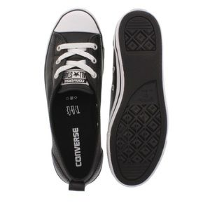 Converse All Star Leather Ballet Style Chuck's